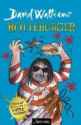 Rotteburger - David Walliams Tony Ross Sverre Knudsen