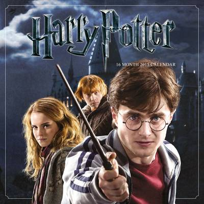 Official Harry Potter Square Wall Calendar 2015 -