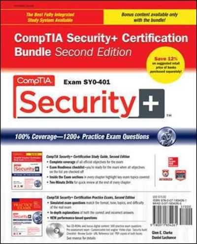 CompTIA Security+ Certification Bundle, Second Edition (Exam SY0-401) - Glen Clarke