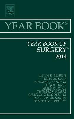 Year Book of Surgery 2014 - Kevin E. Behrns