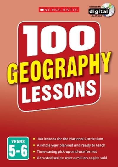 100 Geography Lessons: Years 5-6 - Elaine Jackson