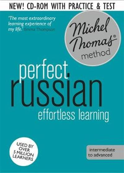 Perfect Russian Course: Learn Russian with the Michel Thomas Method - Michel Thomas
