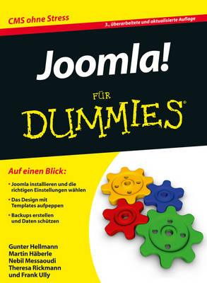 Joomla! fur Dummies - Gunter Hellmann