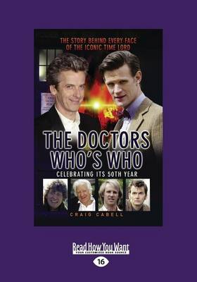 The Doctors Who's Who - Craig Cabell