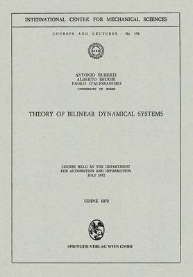 Theory of Bilinear Dynamical Systems - Antonio Ruberti