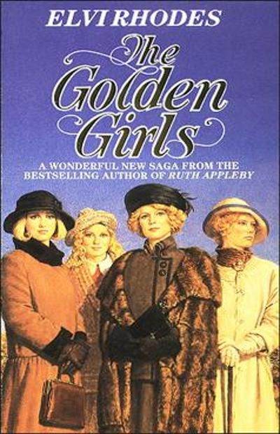 Golden Girls Elvi Rhodes Paperback 9780552170994 Bokkilden