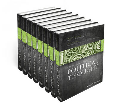 The Encyclopedia of Political Thought - Michael T. Gibbons
