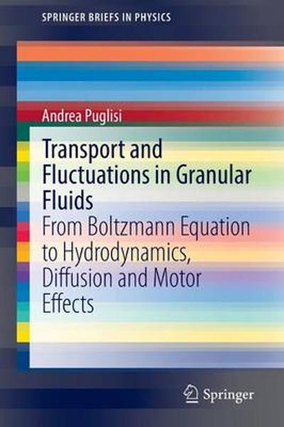 Transport and Fluctuations in Granular Fluids - Andrea Puglisi