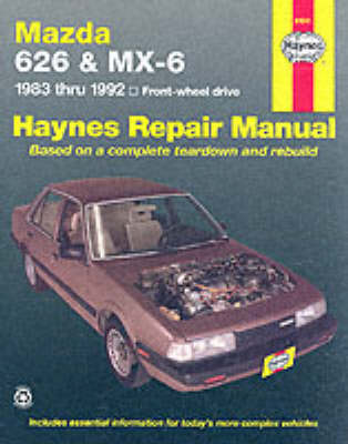 Mazda 626 And MX-6 (FWD) (83 - 92) - Larry Warren