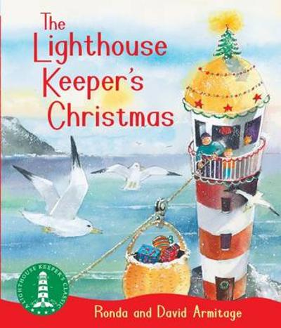 The Lighthouse Keeper's Christmas - Ronda Armitage