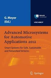 Advanced Microsystems for Automotive Applications 2012 - Gereon Meyer