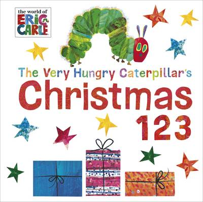The Very Hungry Caterpillar's Christmas 123, - Eric Carle