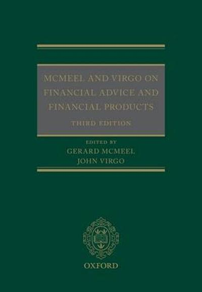McMeel and Virgo On Financial Advice and Financial Products - Gerard McMeel