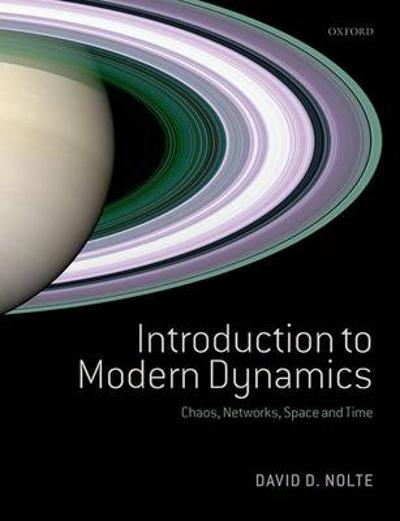 Introduction to Modern Dynamics - David D. Nolte
