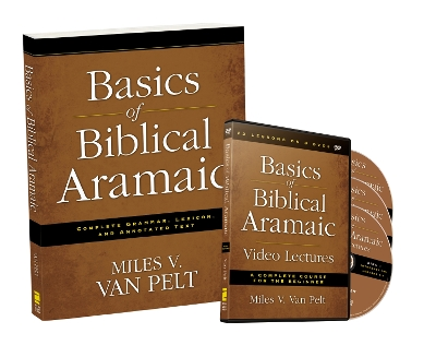 Learn Biblical Aramaic Pack - Miles V. Van Pelt