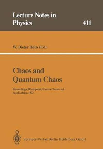 Chaos and Quantum Chaos - W. Dieter Heiss