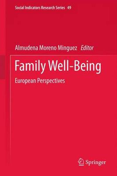 Family Well-Being - Almudena Moreno Minguez