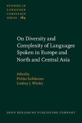 On Diversity and Complexity of Languages Spoken in Europe and North and Central Asia - Pirkko Suihkonen