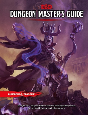 Dungeon master's guide -