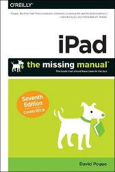 iPad: The Missing Manual 7e - David Pogue