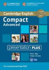 Compact Advanced Presentation Plus DVD-ROM - Peter May Simon Haines