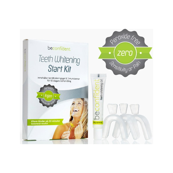 Teeth Whitening Start Kit - BeconfiDent