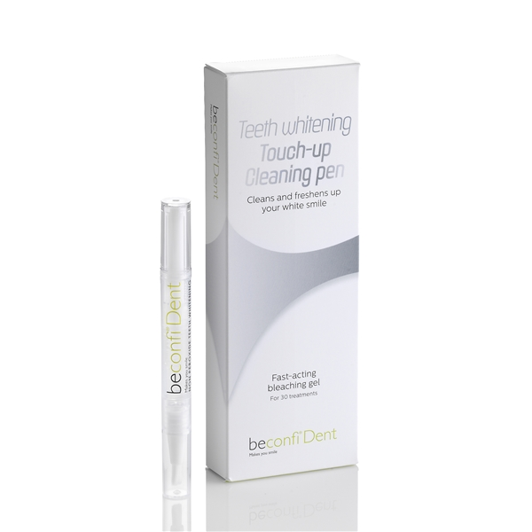Teeth Whitening Touch Up Cleaning Pen - BeconfiDent
