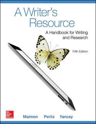 A Writer's Resource -
