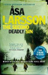 The Second Deadly Sin - Asa Larsson Laurie Thompson