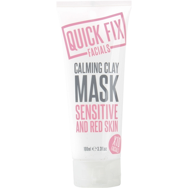 Calming Clay Mask - Quick Fix