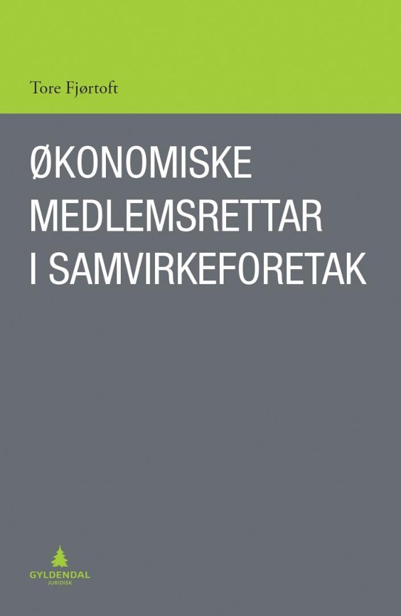 Økonomiske medlemsrettar i samvirkeforetak PDF ePub