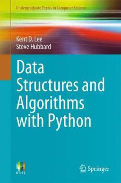 Data Structures and Algorithms with Python - Kent D. Lee