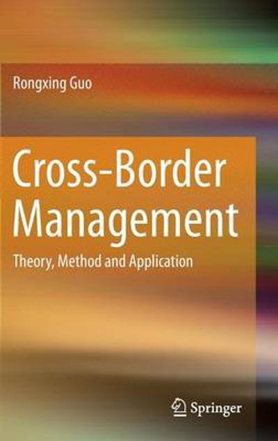 Cross-Border Management - Rongxing Guo