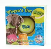 Where's the Ball, A Dog Tricks Kit - Kyra Sundance