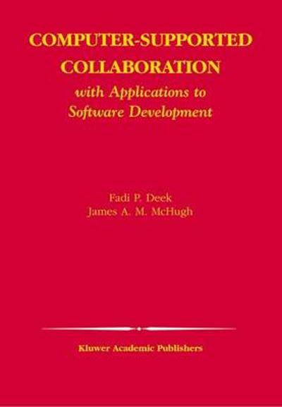 Computer-Supported Collaboration - Fadi P. Deek