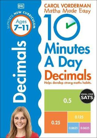 10 Minutes a Day Decimals - Carol Vorderman
