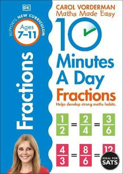 10 Minutes a Day Fractions - Carol Vorderman