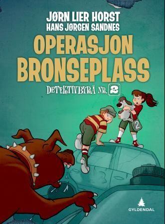 Operasjon Bronseplass PDF ePub