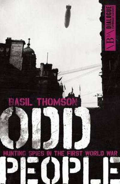 Odd People - Basil Thomson