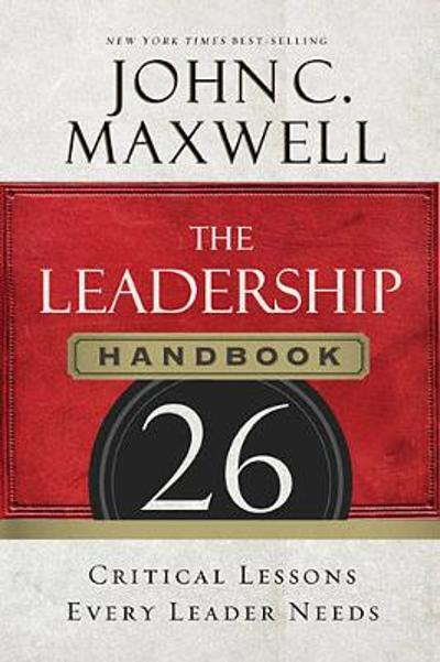 21 Irrefutable Laws Of Leadership John C Maxwell Paperback