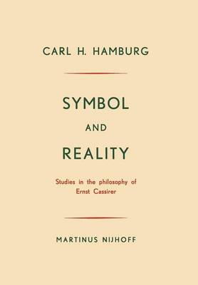 Symbol and Reality - Carl H. Hamburg
