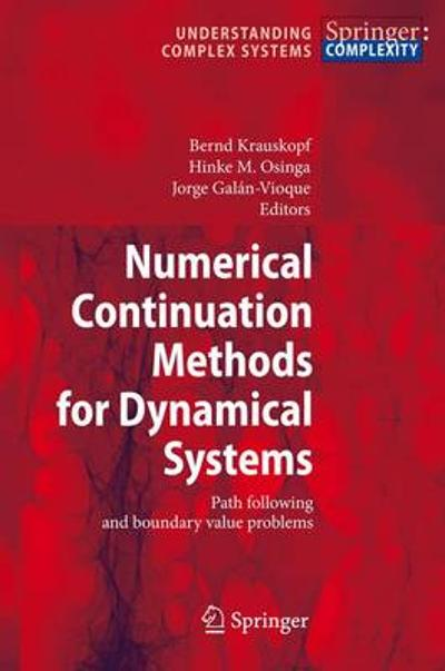 Numerical Continuation Methods for Dynamical Systems - Bernd Krauskopf