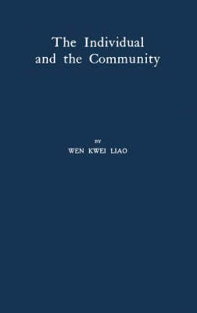 The Individual and the Communist - Wen-Kuei Liao