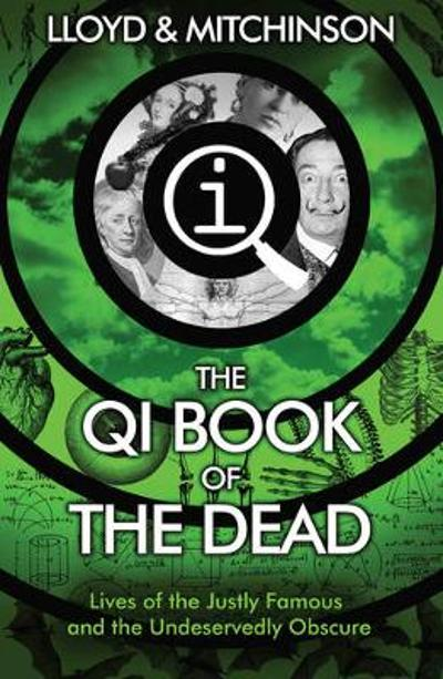 QI: The Book of the Dead - John Mitchinson