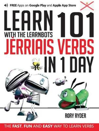 Learn 101 Jerriais Verbs in 1 Day - Rory Ryder