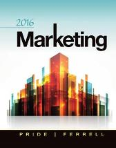 Marketing 2016 - William Pride O. C. Ferrell