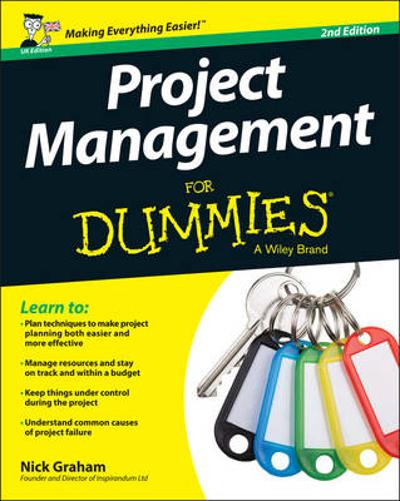 Project Management for Dummies - UK - Nick Graham