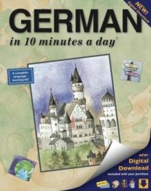 German in 10 minutes a day - Kristine Kershul