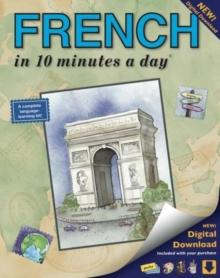 French in 10 minutes a day - Kristine K. Kershul