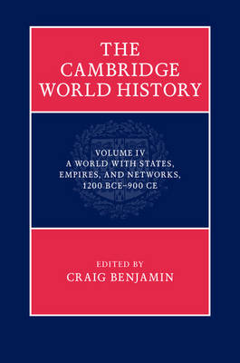 The Cambridge World History - Dr. Craig Benjamin